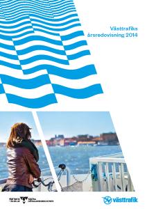 VT Årsredovisning 2014